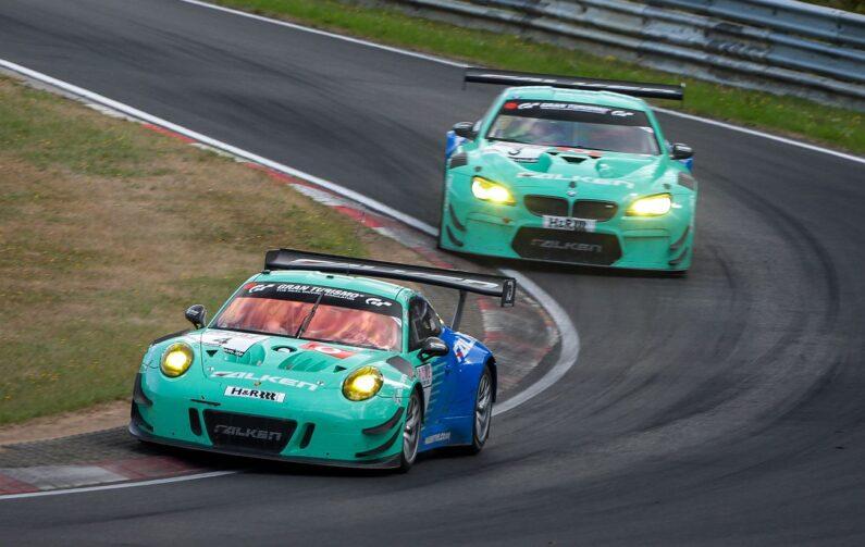VLN 6. Lauf 2018, Nürburgring-Nordschleife - Foto: Gruppe C Photography; #004 Porsche 911 GT3, Falken Motorsports: Klaus Bachler, Martin Ragginger